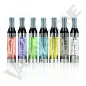 VZ Colored eGo-T2 Clearomizer