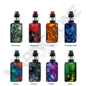 VOOPOO DRAG MINI 117W AND UFORCE T2 STARTER KIT