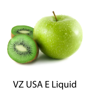 VZ Green Apple Kiwi E-Liquid