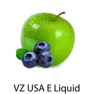 VZ USA Jazzed Apple E-Liquid