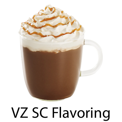 VZ Caramel Mocha Super Concentrated Flavoring