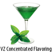 VZ DIY Creme de Menthe Concentrated Flavoring
