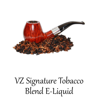 VZ Signature Tobacco Blend Grandpa's Tobacco E-Liquid