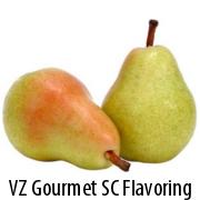 VZ-SC Gourmet Duchess Pear Flavoring