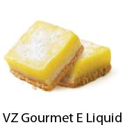 VZ Gourmet Lemon Bars E-Liquid