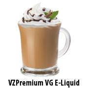 VZ Premium VG Coffee Bavarian Cream E-Liquid