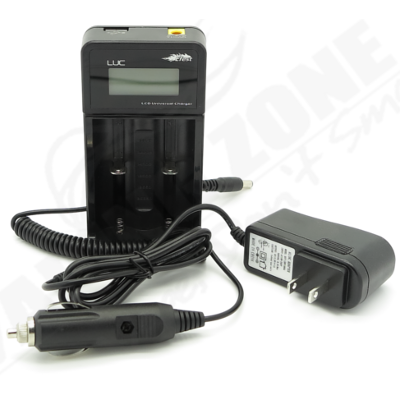 Efest LUC 2 Bay LCD Smart Charger
