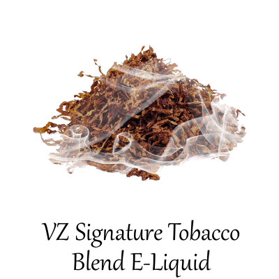 VZ Signature Tobacco Blend Smokey Mountain E Liquid