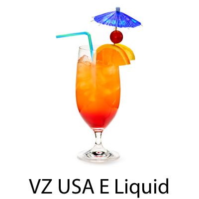 VZ USA Bahama Mama E-Liquid