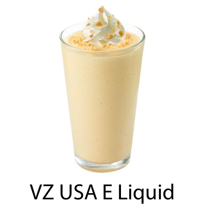 VZ USA Banana Pudding Milkshake E-Liquid