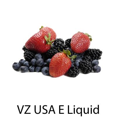 VZ USA Berry Mix E-Liquid