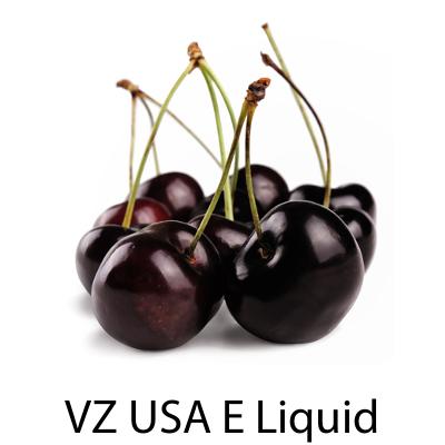VZ USA Black Cherry E-Liquid