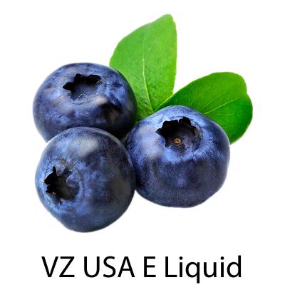 VZ USA Blueberry E-Liquid