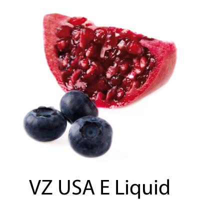 VZ USA Blue Bomb E-Liquid