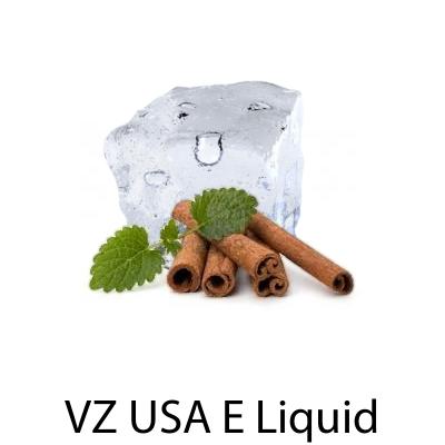 VZ USA Cinnamon Chill E-Liquid