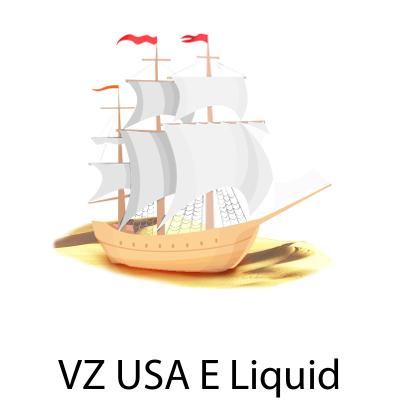 VZ USA Desert Ship White E-Liquid