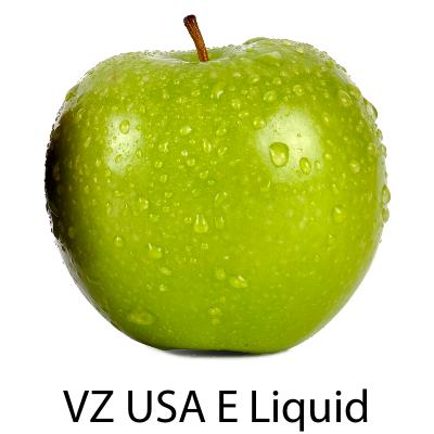 VZ USA Green Apple E-Liquid