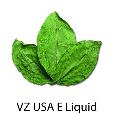 VZ USA Green Cig E-Liquid