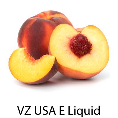 VZ USA Juicy Peach E-Liquid