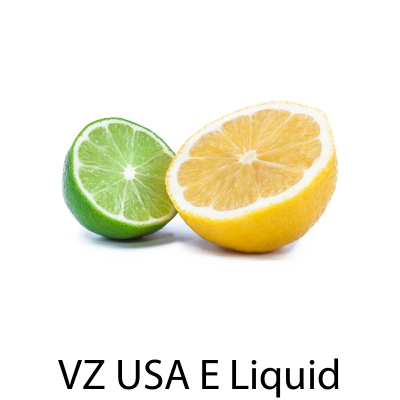 VZ USA Lemon Lime E-Liquid