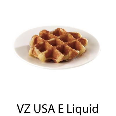 VZ USA Maple Waffle E-Liquid