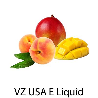 VZ USA Peachy Mango E-Liquid