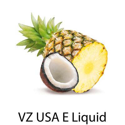 VZ Pineapple Coconut E-Liquid