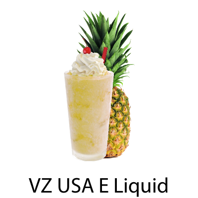 VZ USA Pineapple Milkshake E-Liquid