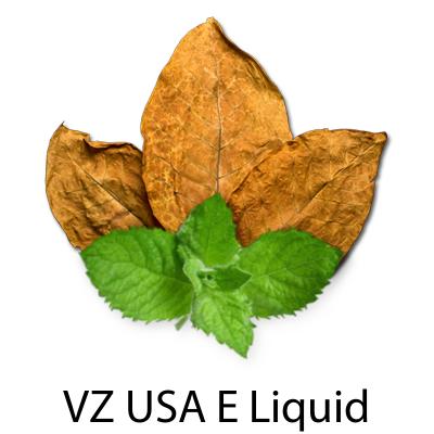 VZ USA Sam Mint E-Liquid