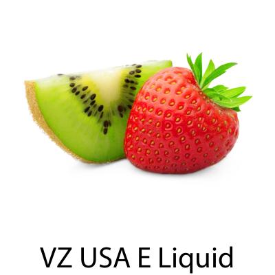 VZ USA Strawberry Kiwi E-Liquid