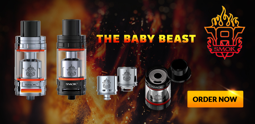 Smok TFV8 Mini - Baby Beast
