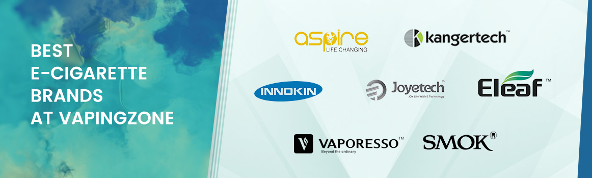 Geek Vape- E Cigarette Brands | Best E Cig Vaporizer- VapingZone